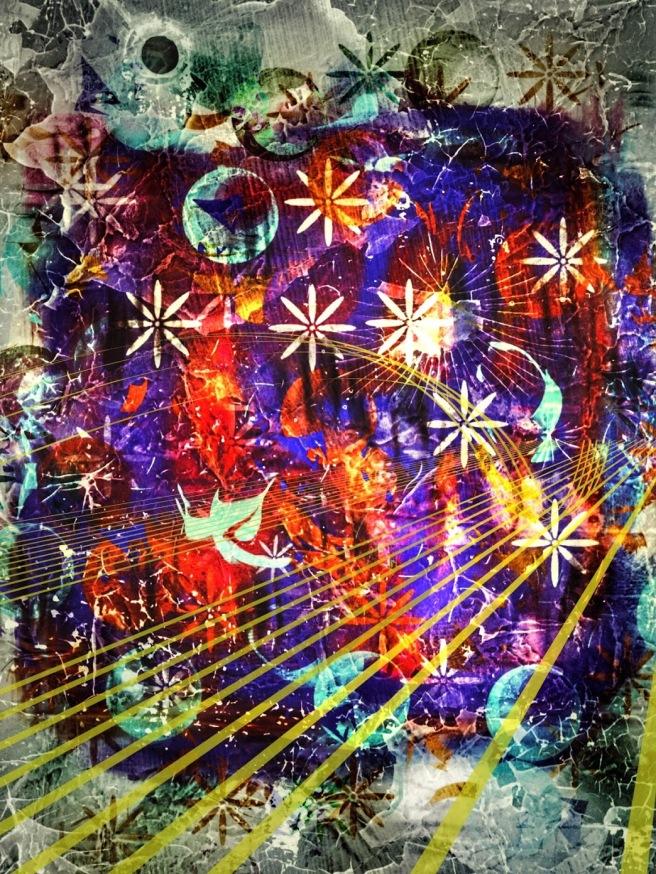 creation's iridescence