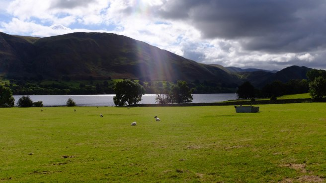 Shades of Ullswater ii