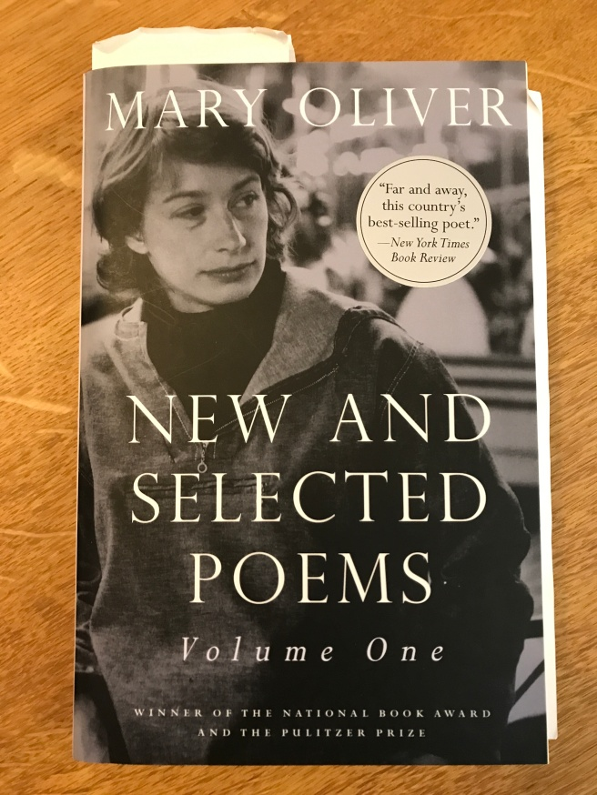 maryoliver - died 17jan2019